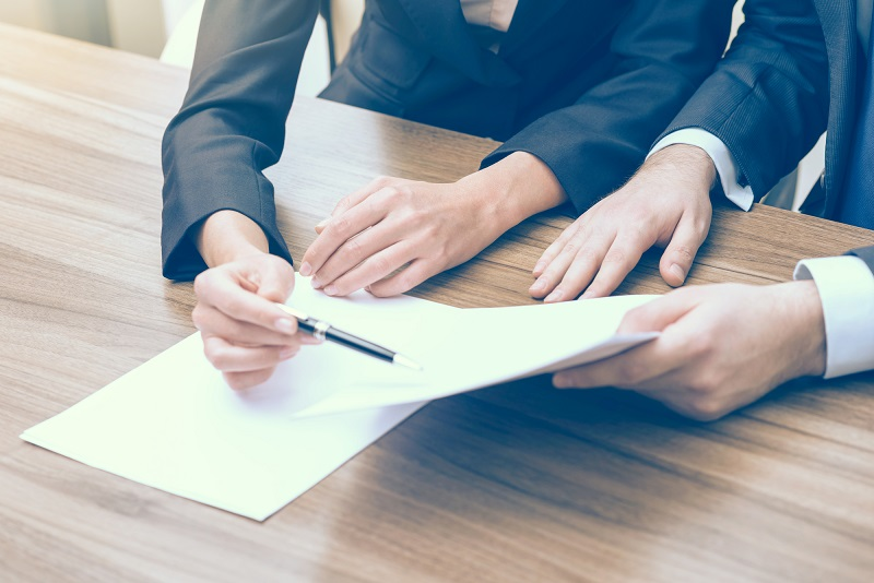 הסכם ממון לאחר נישואין